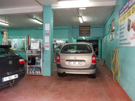 Presupuesto reparación coches screenshot 1