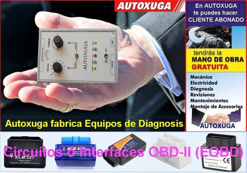 OBD Diagnosis Autoxuga poster