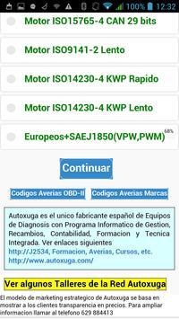 Diagnosis coches OBD con ELM327 screenshot 1
