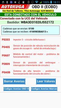 Diagnosis coches OBD con ELM327 screenshot 2