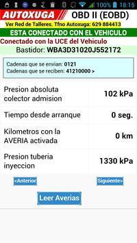OBD Diagnosis Autoxuga screenshot 4