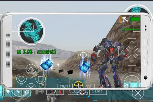 Autobot: The War Game apk screenshot