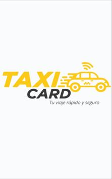 TAXI CARD ICA poster