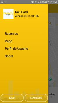TAXI CARD ICA screenshot 2