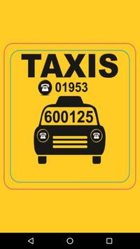 Taxis 600125 poster