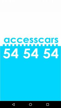 Access Cars poster