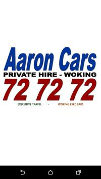 Aaron Cars poster