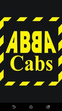 Abba Cabs poster