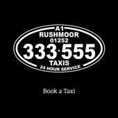 A1 Rushmoor Taxis icon