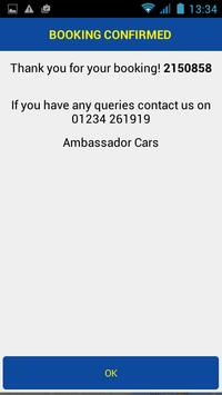 Ambassador Cars apk screenshot
