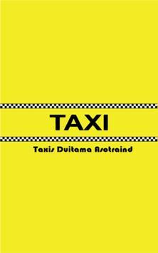 Taxi Duitama Asotraind poster
