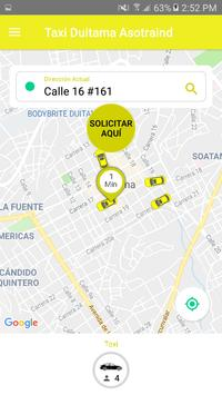 Taxi Duitama Asotraind screenshot 1