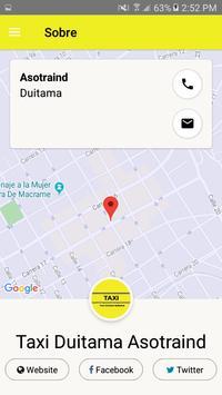 Taxi Duitama Asotraind screenshot 2
