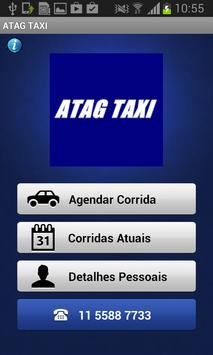 ATAG TAXI poster
