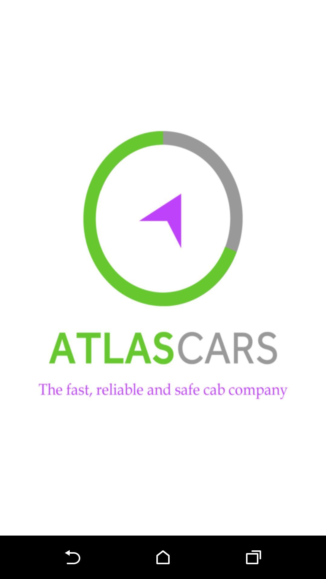 Atlas Cars Romford poster