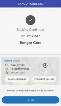 Bangor Cabs and North Down Cabs screenshot 3