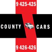 County Cars Nottingham icon