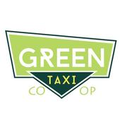 Green taxi icon