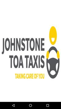 Johnstone TOA Taxis poster