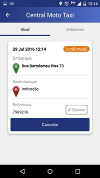 Central Moto Taxi apk screenshot