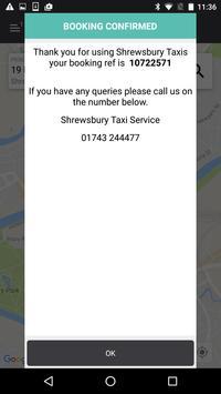 Shrewsbury Taxis screenshot 4