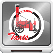 Station Taxis Sunderland icon