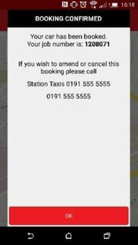 Station Taxis Sunderland apk screenshot