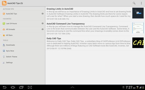 AutoCAD Tips screenshot 4