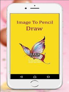 auto draw pencils poster