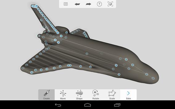 123D Sculpt+ screenshot 8
