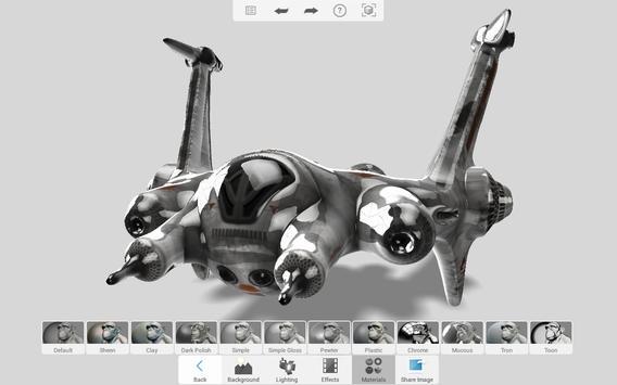 123D Sculpt+ screenshot 1