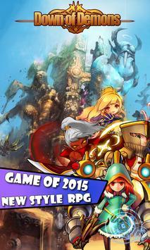 Divine wars(Down of Demons) apk screenshot