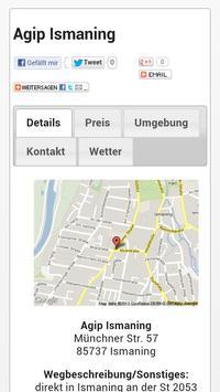 Autogasvergleich.de WebApp LPG screenshot 2