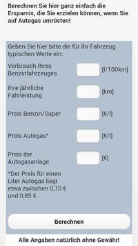 Autogasvergleich.de WebApp LPG screenshot 4
