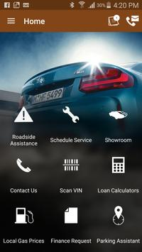 Autogermana BMW DealerApp poster
