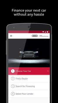 Audi Financial For Android APK Download - Audi financial