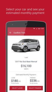 Kia Motors Finance screenshot 2