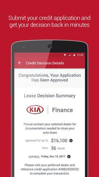 Kia Motors Finance screenshot 4