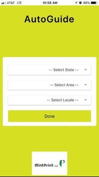 AutoGuide screenshot 1
