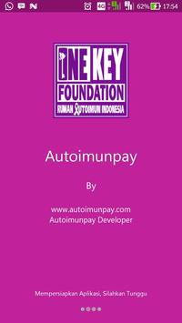 Autoimunpay screenshot 1