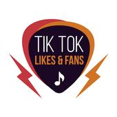 Likes & followers for TikTok icon