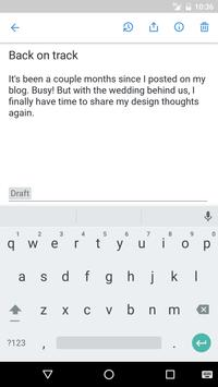 Simplenote apk screenshot