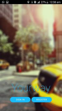 Yourway poster