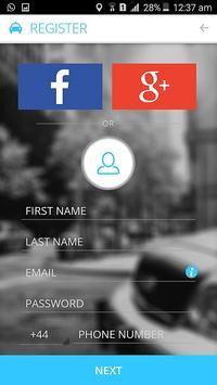 Yourway apk screenshot