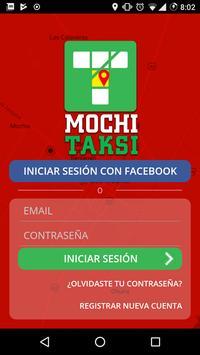Mochitaksi poster