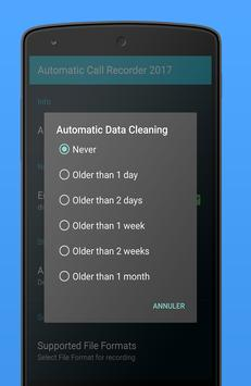 Autoamtic Call Recorder 2017 screenshot 6