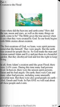 Bible, Stories apk screenshot