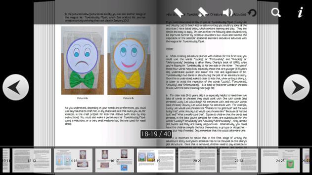 The magical Mr.Tumb…, Μ.Chatzi apk screenshot
