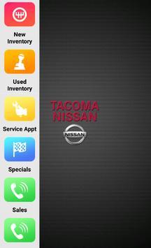 Tacoma Nissan poster