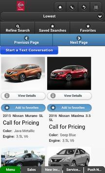 Tacoma Nissan screenshot 2